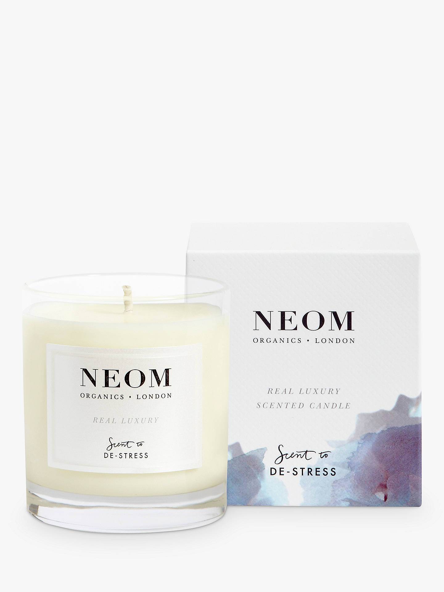 8ae7a43d7e Buy Neom Organics London Real Luxury Standard Scented Candle Online at  johnlewis.com ...