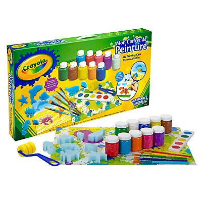 Crayola My Painting Case Kit