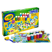 Buy Crayola My Painting Case Kit Online at johnlewis.com