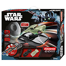 Buy Carrera Go!!! Star Wars Racing Set Online at johnlewis.com