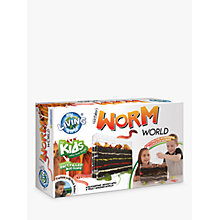 Buy My Living World Worm Explorer Activity Kit Online at johnlewis.com