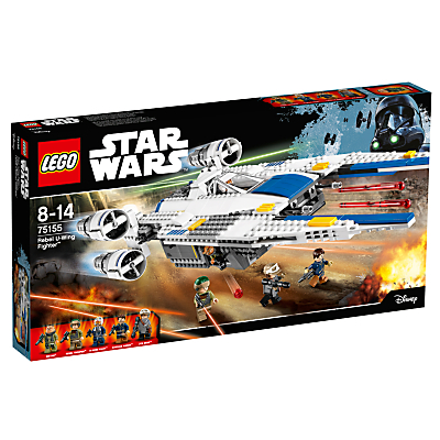 Image of LEGO Star Wars Rogue One 75155 Rebel U-Wing Fighter