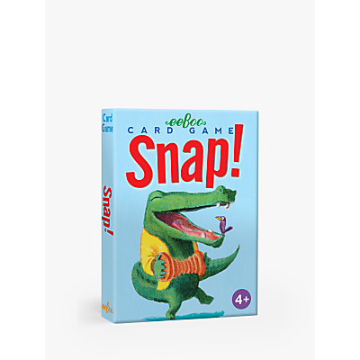 Image of Eeboo Snap Playing Cards
