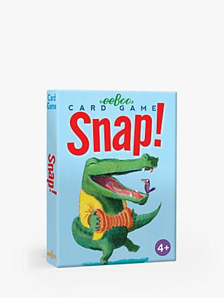 Eeboo Snap Playing Cards