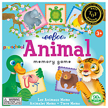 Buy Eeboo Animal Memory Game Online at johnlewis.com