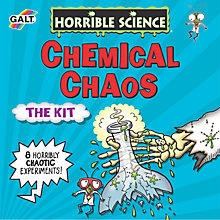 Buy Horrible Science Chemical Chaos Kit Online at johnlewis.com