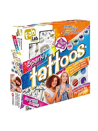 Fablab Sparkle Tattoos Kit