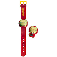 Buy BulbBotz Iron Man Watch Online at johnlewis.com