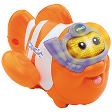 Buy VTech Toot-Toot Splash Clownfish Online at johnlewis.com