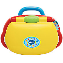 Buy VTech Baby Baby's First Laptop Online at johnlewis.com