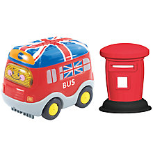 Buy VTech Baby Toot-Toot Drivers Union Jack Bus Online at johnlewis.com