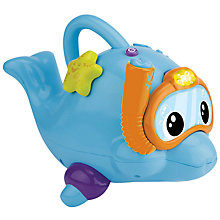 Buy VTech Swim & Splash Dolphin Bath Toy Online at johnlewis.com