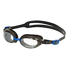 Buy Speedo Aquapure Goggles, Blue/Smoke Online at johnlewis.com