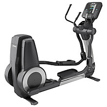 Buy Life Fitness Platinum Club Series Elliptical Cross Trainer with Explore Console, Silver Online at johnlewis.com