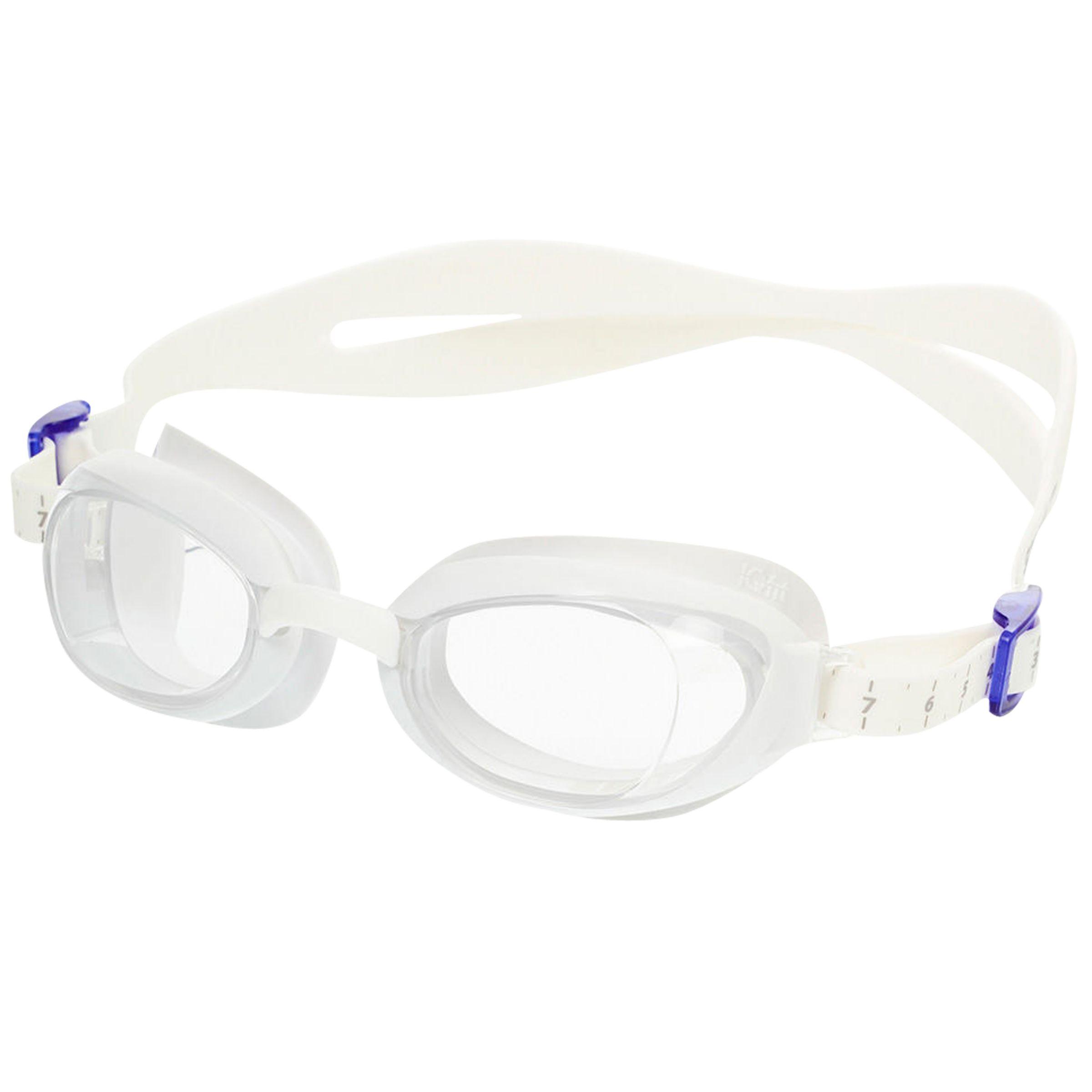 Speedo Speedo Aquapure Goggles, White/Blue