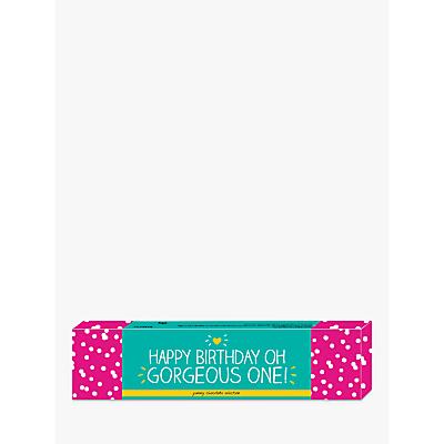 Product photo of Happy jackson happy birthday chocolate selection box 200g