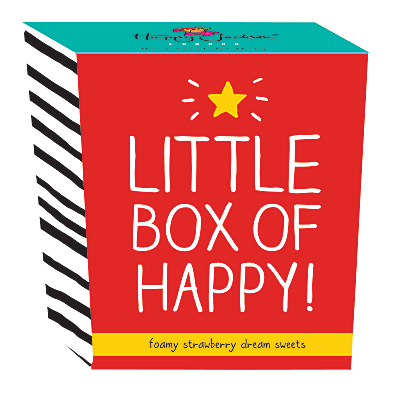 Happy Jackson 'Little Box Of Happy' Sweets, 100g