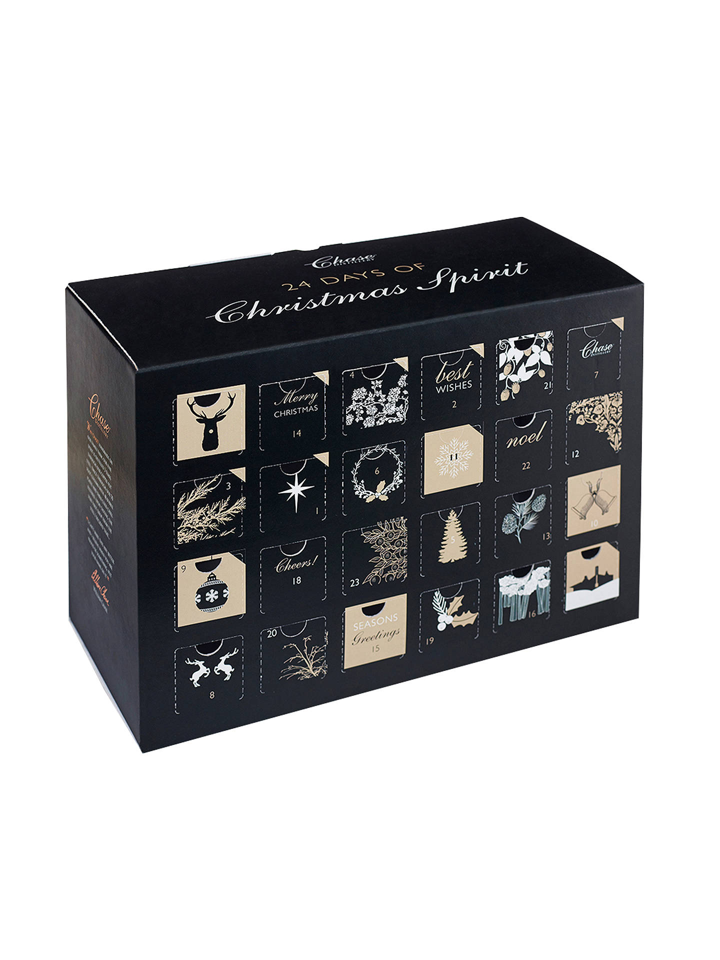 Chase \'24 Days of Christmas Spirit\' Advent Calendar at John Lewis ...
