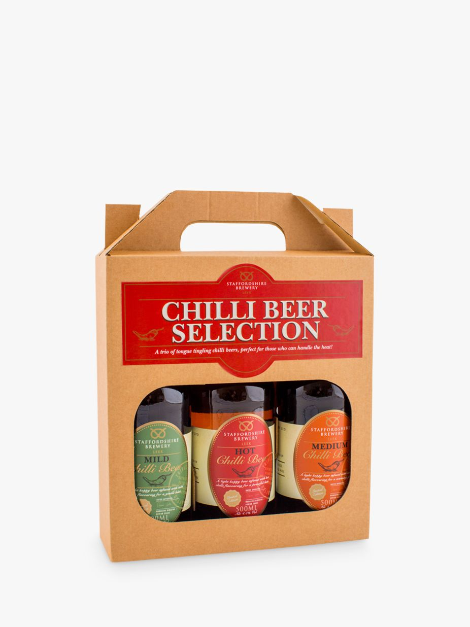 Cottage Delight Cottage Delight Chilli Beer Selection, 500ml