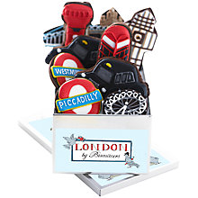 Buy Biscuiteers 'London' Tin Of Chocolate Biscuits, 175g Online at johnlewis.com