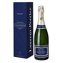 Buy Laurent-Perrier Ultra Brut Champagne, 75cl Online at johnlewis.com