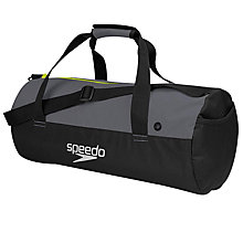 Buy Speedo Duffel Bag, Grey/Black Online at johnlewis.com