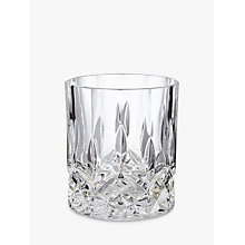 Buy John Lewis Paloma Opera Double Old Fashioned Crystal Glass Tumbler Online at johnlewis.com
