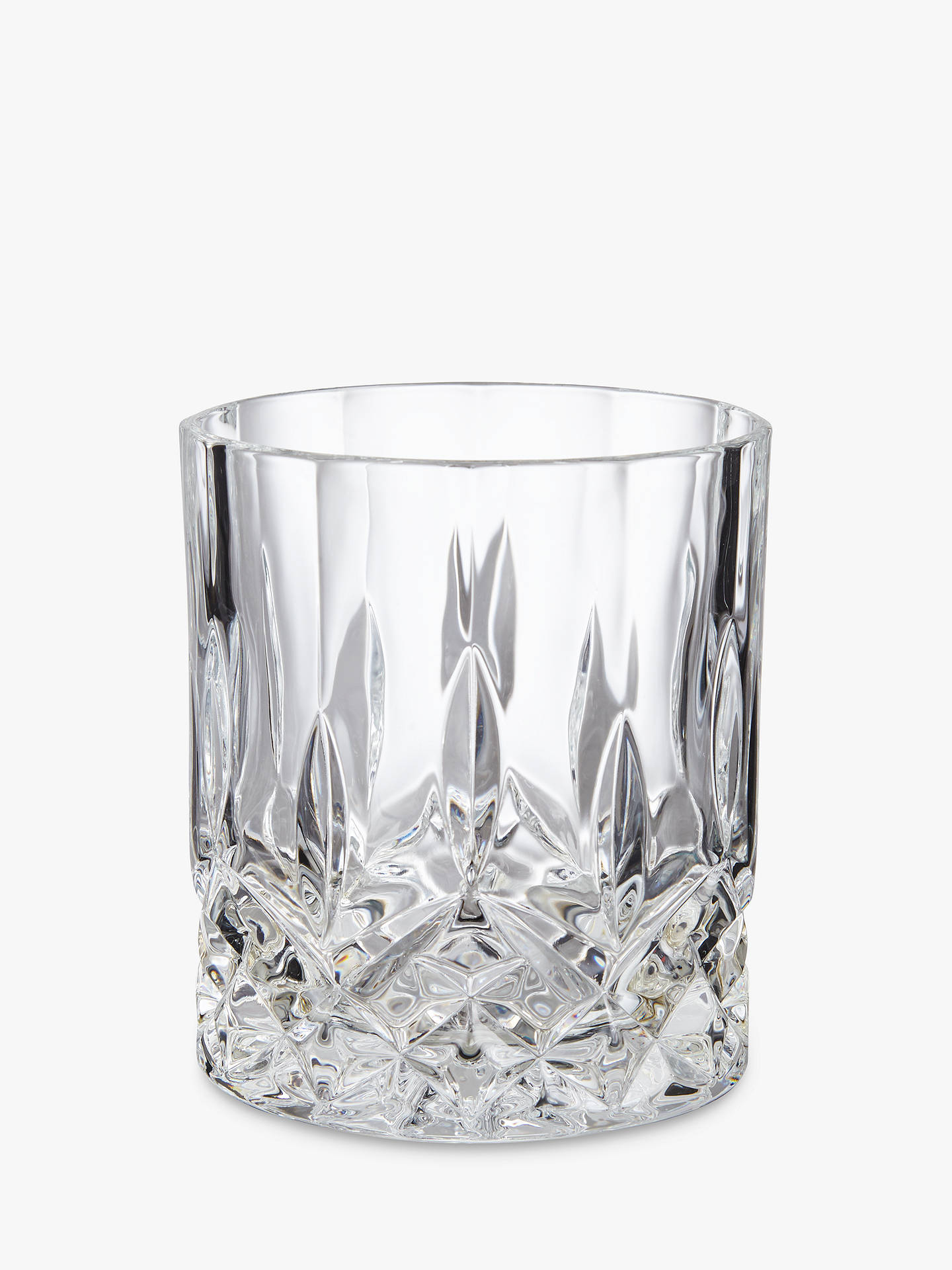 701dd3cbf11e Buy John Lewis   Partners Paloma Opera Double Old Fashioned Crystal Glass  Tumbler Online at johnlewis ...