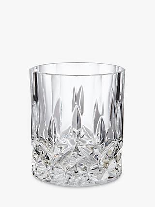 0f801fcab5 John Lewis   Partners Paloma Opera Double Old Fashioned Crystal Glass  Tumbler