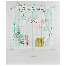 Buy John Lewis Christmas Window Card Online at johnlewis.com