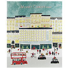 Buy John Lewis London Christmas Shopping Card Online at johnlewis.com