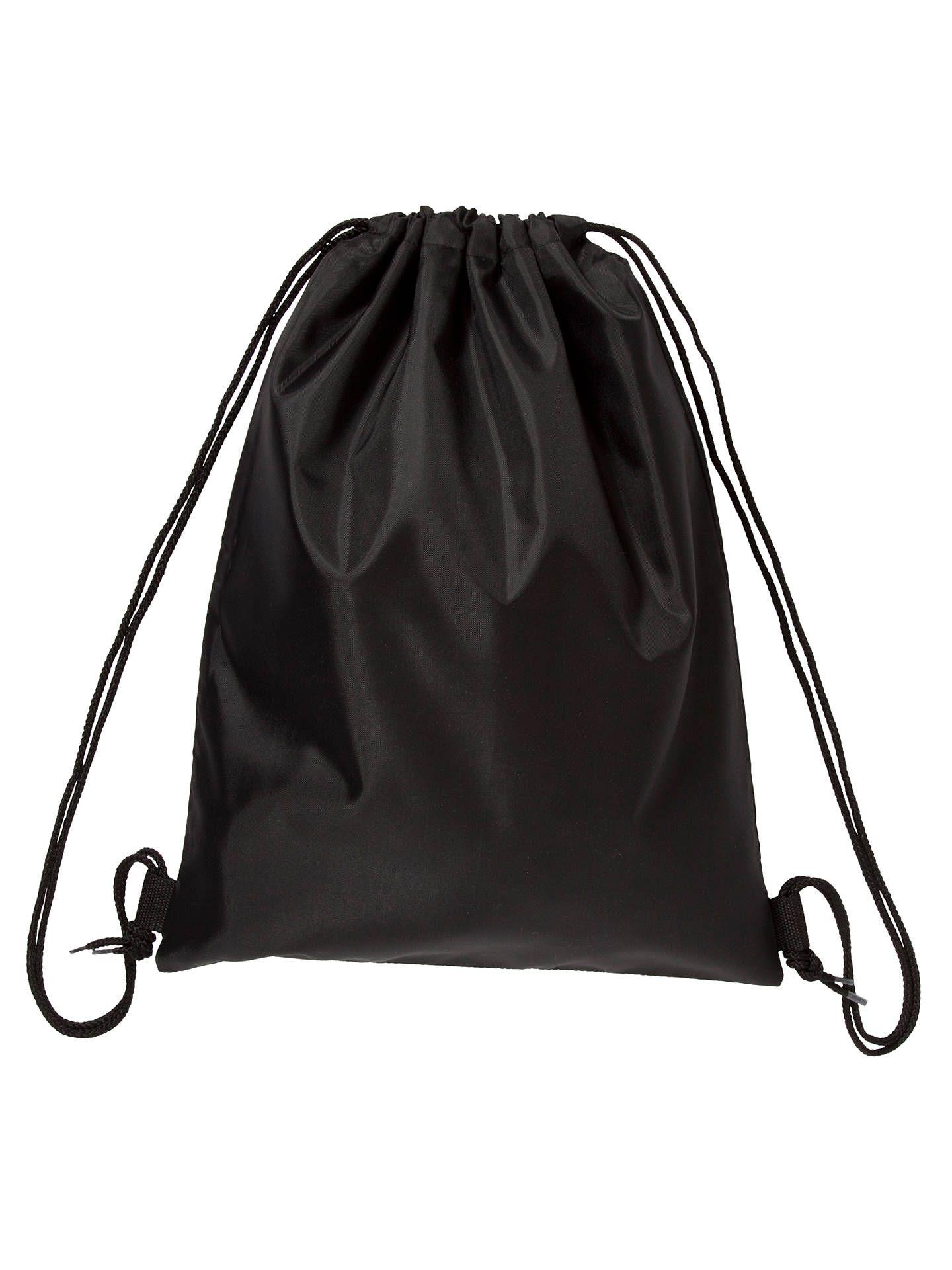 BuyJohn Lewis & Partners School Gym Bag, Black Online at johnlewis.com