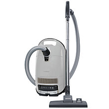 Buy Miele Complete C3 Comfort Cylinder Vacuum Cleaner, Grey Online at johnlewis.com