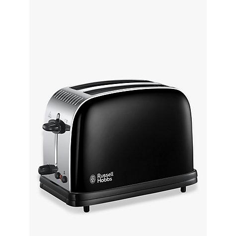 Buy Russell Hobbs Colours Plus 2 Slice Toaster Black