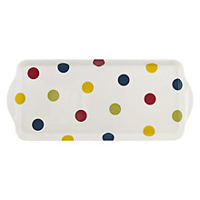 Buy John Lewis Bright Spot Rectangular Sandwich Tray Online at johnlewis.com