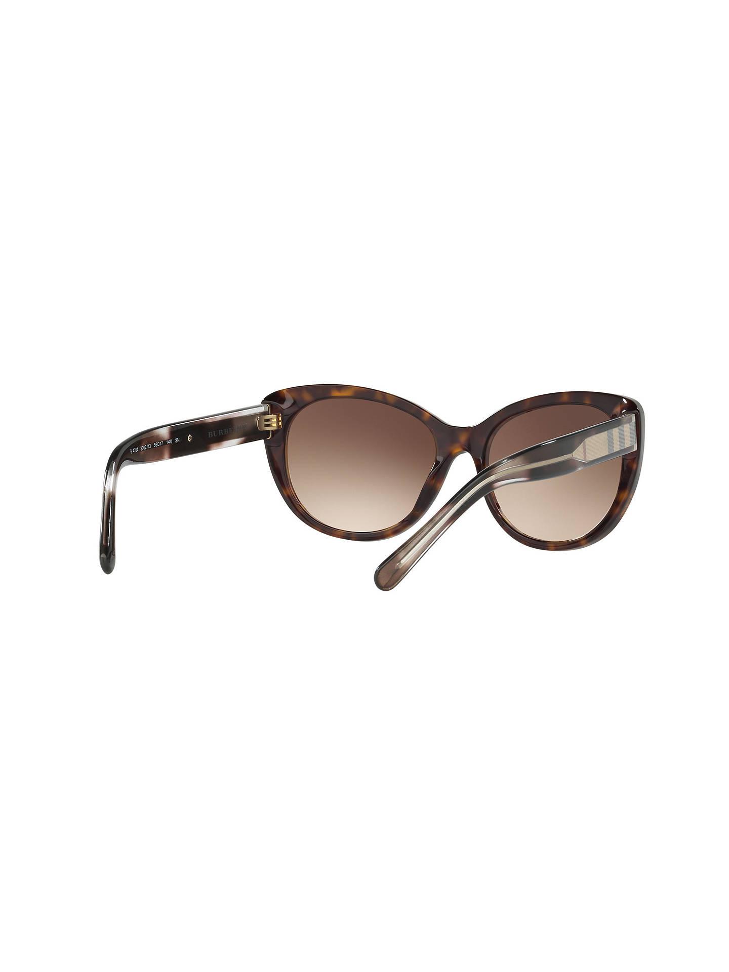 eab285ac714c ... Buy Burberry BE4224 Cat s Eye Sunglasses