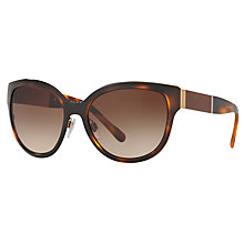 Buy Burberry BE3087 Oval Sunglasses Online at johnlewis.com