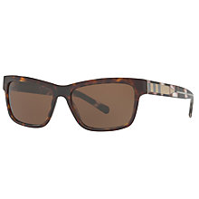 Buy Burberry BE4225 Rectangular Sunglasses Online at johnlewis.com