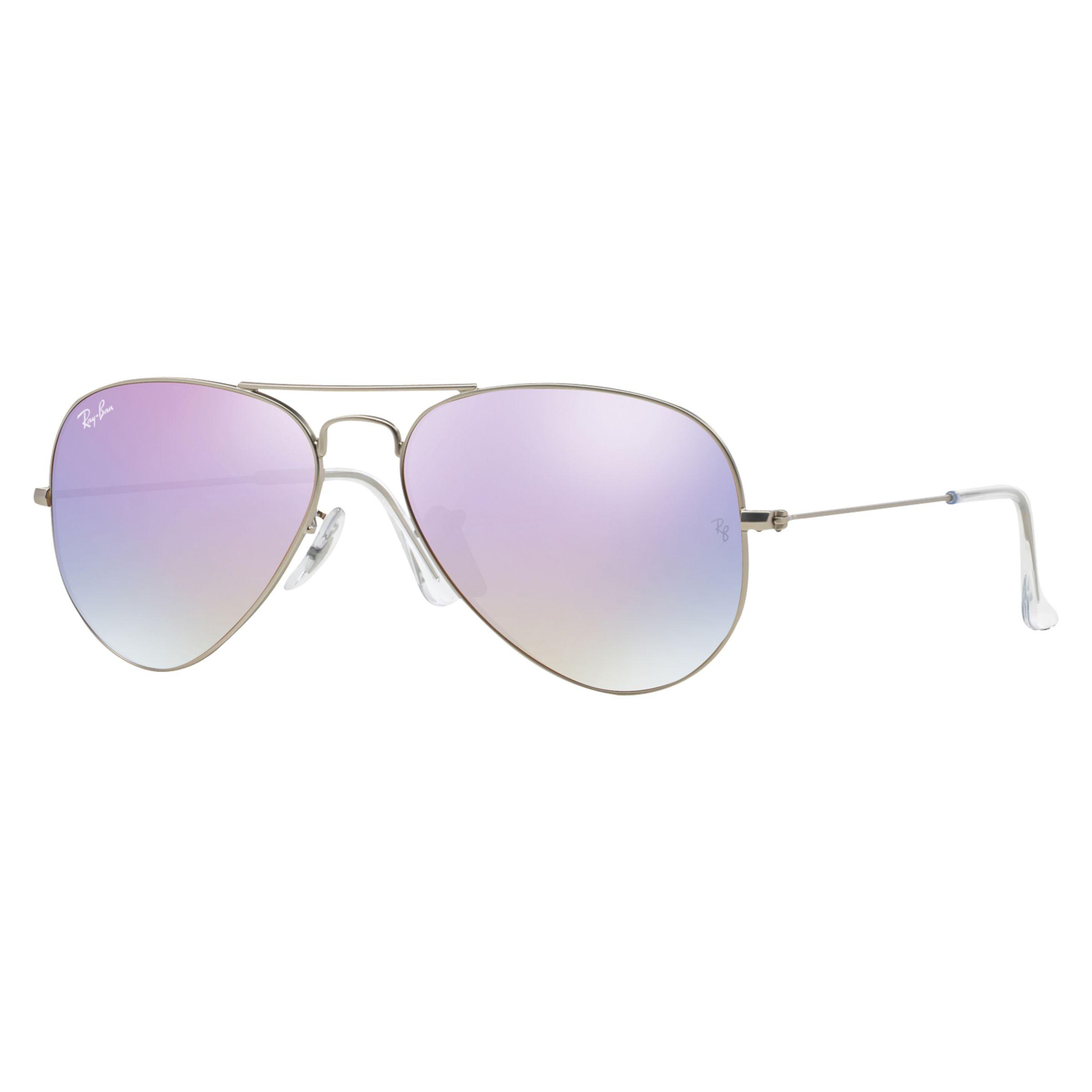 73ba11c153 Ray-Ban RB3025 Iconic Aviator Sunglasses at John Lewis & Partners