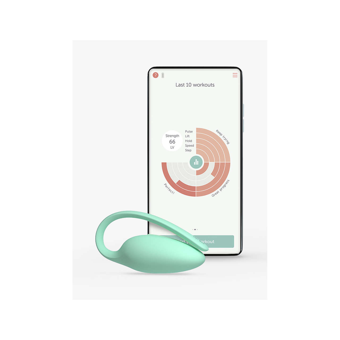 BuyElvie Pelvic Floor Tracker Online at johnlewis.com