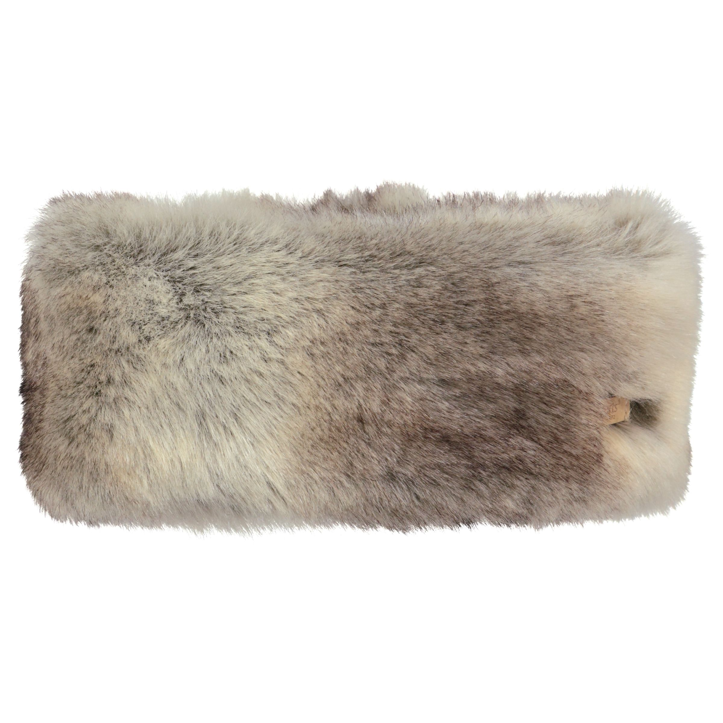 Barts Barts Faux Fur Headband, One Size, Brown
