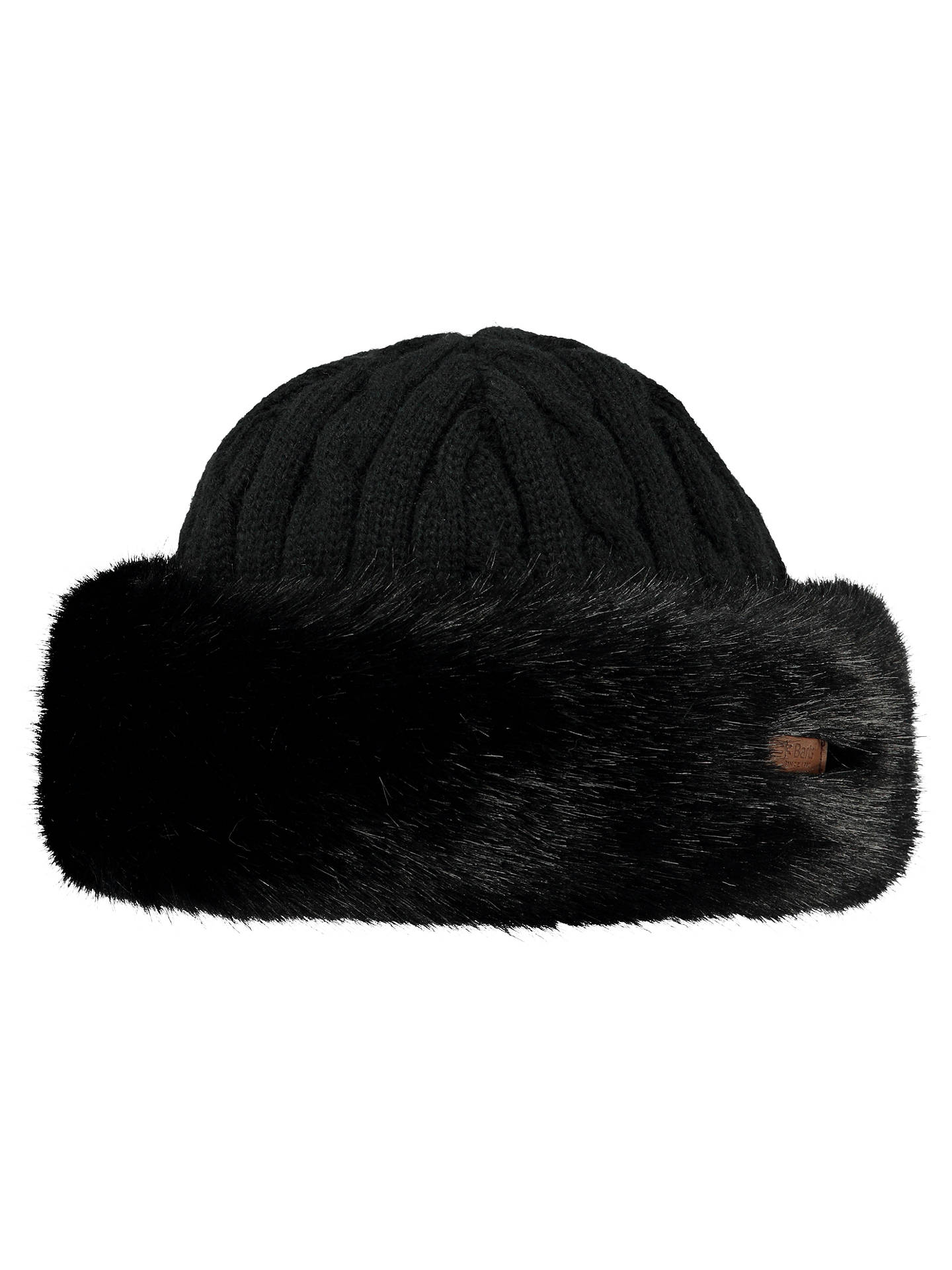 72b1d0a1557 Buy Barts Faux Fur Cable Bandhat