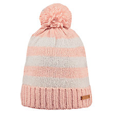 Buy Barts Meuse Beanie Hat, One Size, Bloom Online at johnlewis.com