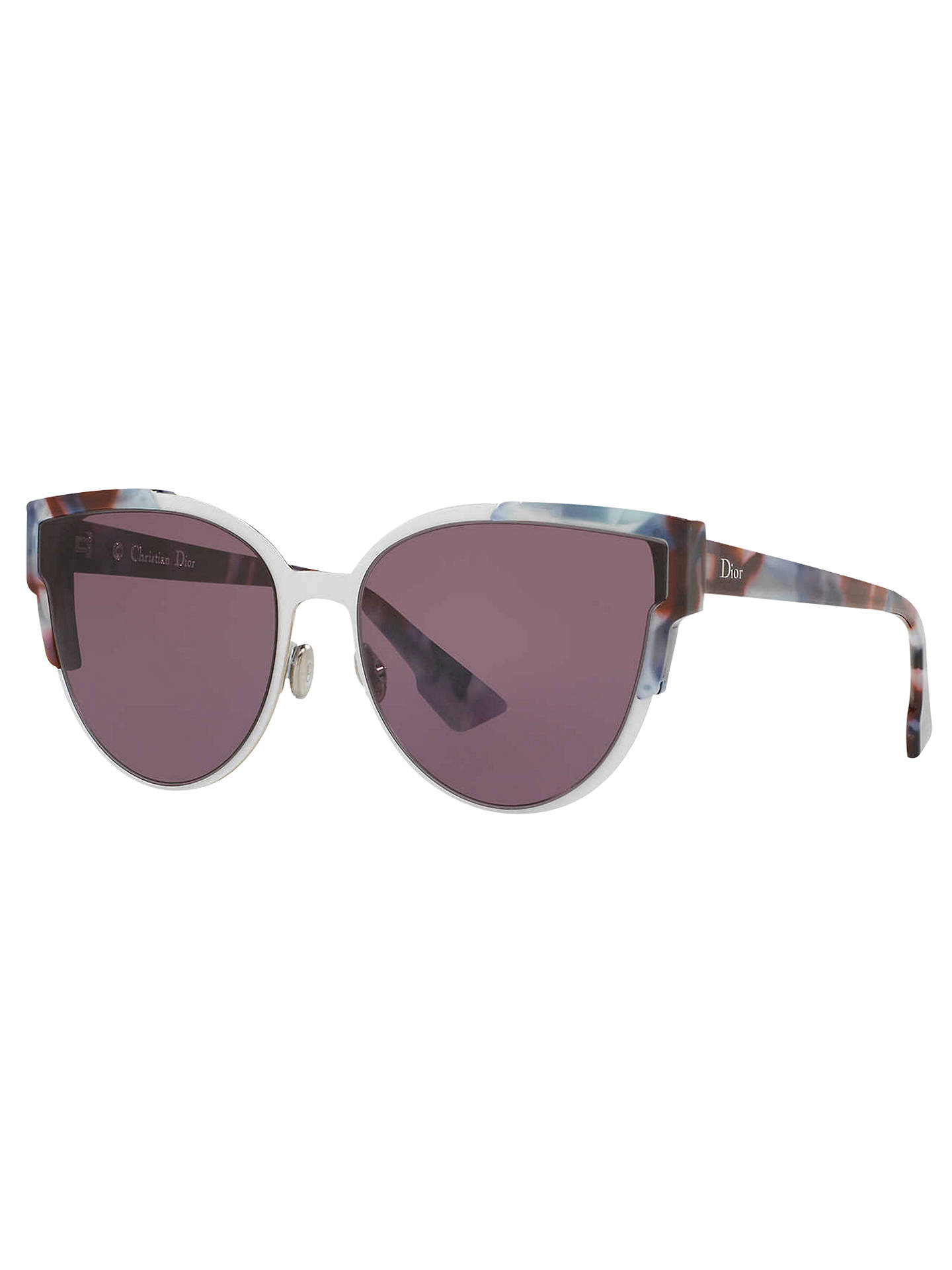 5bc3df282404 Dior Wildlydior Cat s Eye Sunglasses at John Lewis   Partners