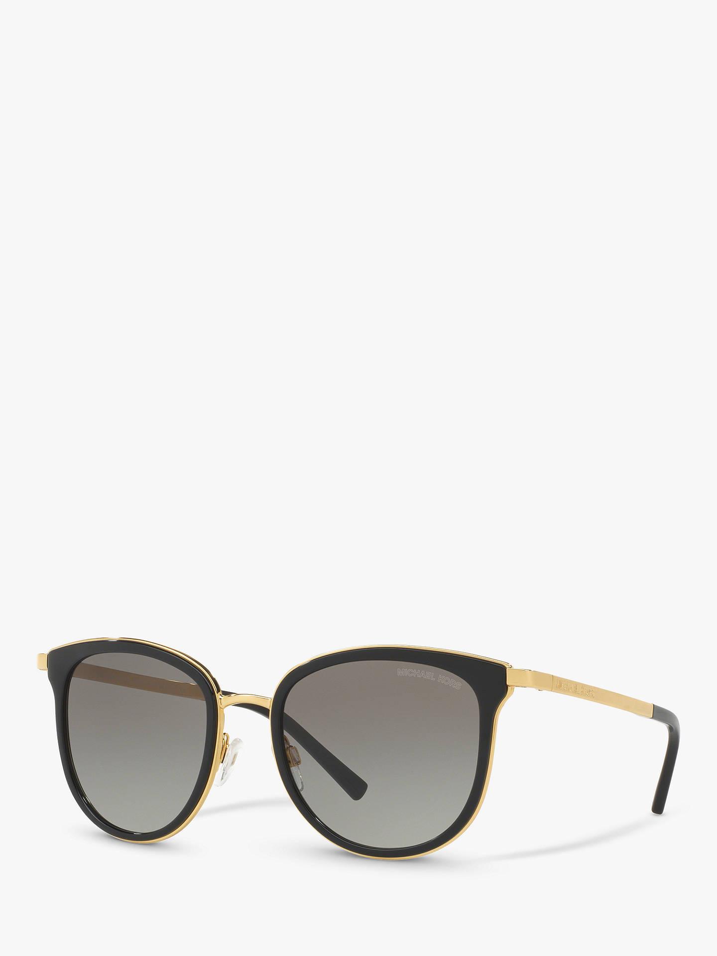 fc3404d841a Michael Kors MK1010 Adrianna Oval Sunglasses at John Lewis   Partners