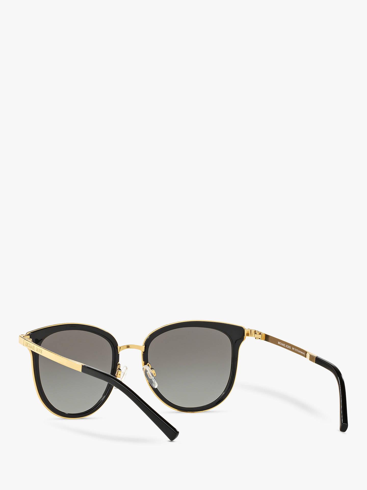 e871cb2e29d9f Michael Kors MK1010 Adrianna Oval Sunglasses at John Lewis   Partners