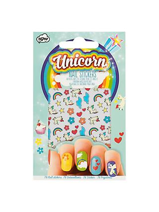 NPW Unicorn Nail Stickers, Multi