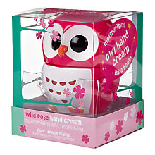 Buy NPW Wild Rose Owl Hand Cream Online at johnlewis.com