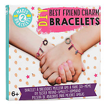 Buy NPW Children's DIY Best Friends Charm Bracelet Online at johnlewis.com