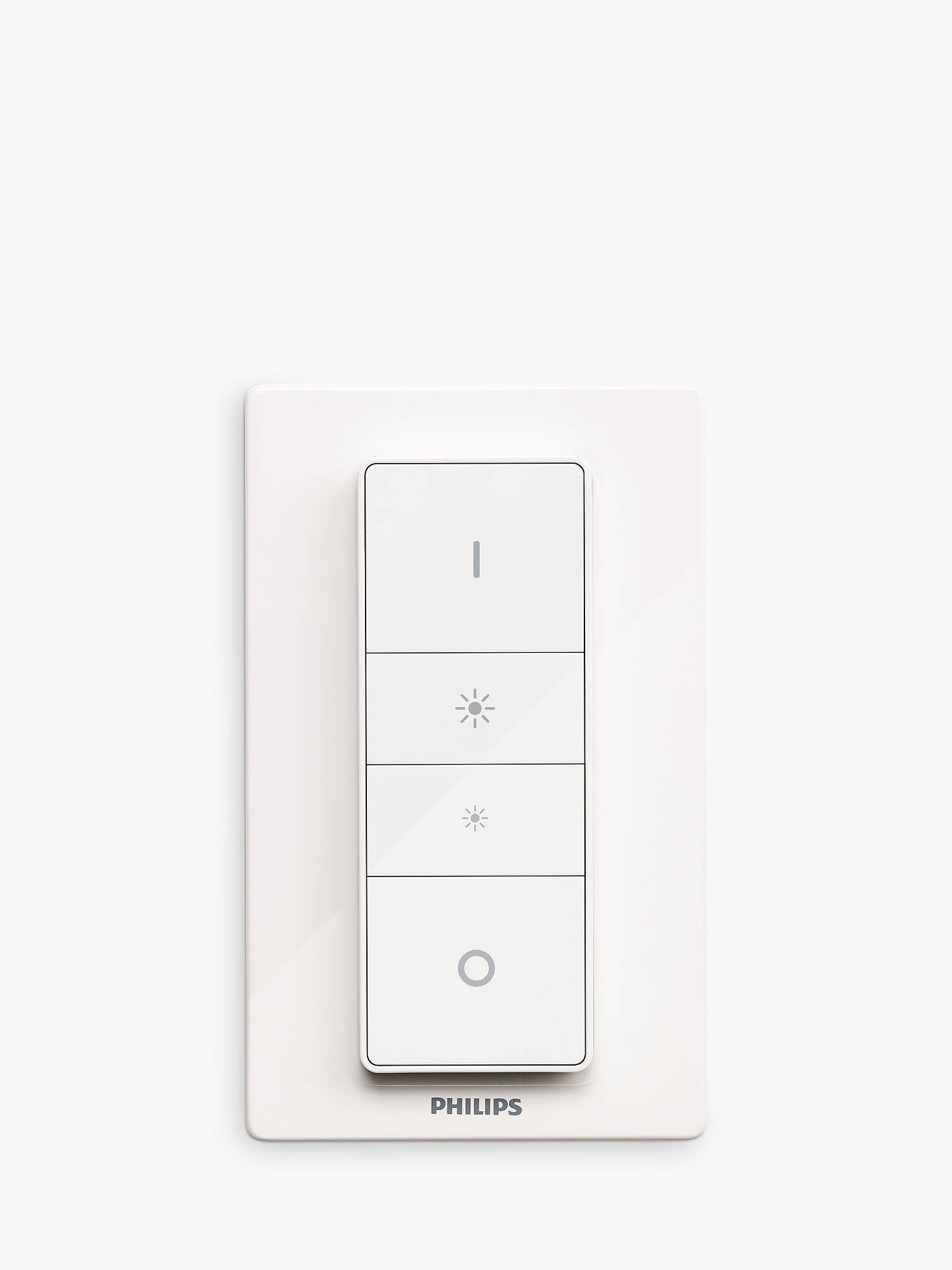 BuyPhilips Hue Dimmer Switch Online at johnlewis.com